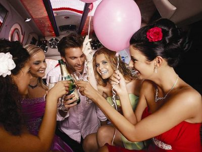 Birthday Party Bus Limo