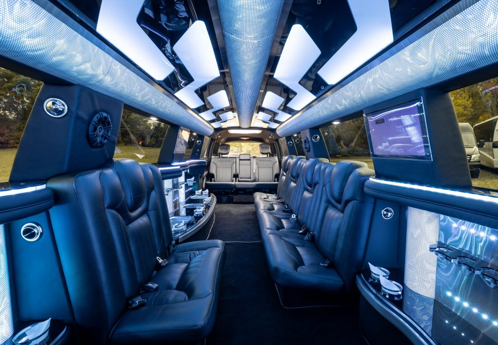Elegant Transportation to Your Prom With a Party Bus ...
