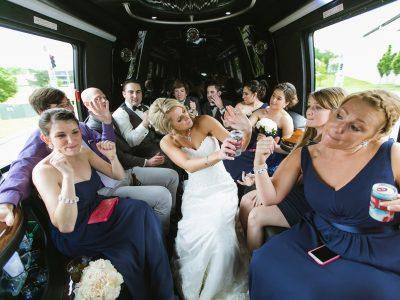 bride-dancing-in-limo-party-bus